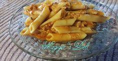 Macarrones con atun y tomate frito Desde Mexico a Sevilla, un buen plato de macarrones como los hace mi suegra.