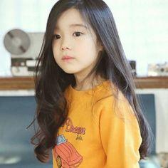 29 Cute Korean Hairstyles For Little Girls Cute Asian Babies, Korean Babies, Cute Korean Girl, Asian Girl, Cute Babies, Asian Child, Fashion Kids, Korean Fashion, Girl Fashion
