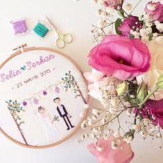 Canım Selin ,      evlilik panon için heyecanlandık , heyecanlandık   ve sonunda   evinde yerini aldı bile :)               ...