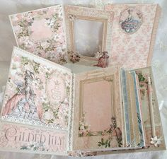 MINI ALBUM-TUTORIAL-HOW TO-MAKE-FREE-TEMPLATE-MEASUREMENTS-LEARN-CREATE-CRAFT-SCRAPBOOKING-GRAPHIC 45-GILDED LILY-ANNESPAPERCREATIONS.COM-ANNE-ROSTAD-XANNERO1-G45-SUMMER-2015-NEW-IDEA-CONSTRUCT-HINGE-BINDING-BOOK- (4)