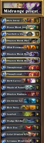 I will hunt you down! I'm pretty sure everyone hates that. Rexxar denied me legendary rank for quite a long time. I tried control warrior and paladin, but both seemed a little bit hit or miss. But building deck just versus Hunter makes you lose against other classes hard. Inspired by Snus G...