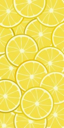 Illustration of Seamless background pattern with lemon vector art, clipart and stock vectors. Summer Backgrounds, Cute Backgrounds, Phone Backgrounds, Lemon Background, Seamless Background, Ios Wallpapers, Iphone Wallpaper, Lemon Pictures, Yellow Aesthetic Pastel