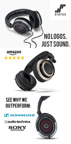 Your headphones retail for 10x what they cost to manufacture. Sound ridiculous? We think so too.
