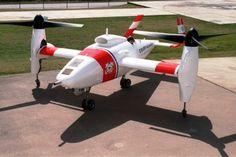 Coast Guard Closer to Acquiring Ship-Based Drones