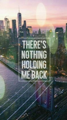 There's Nothing Holding Me Back-Shawn Mendes