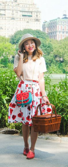 ad1859c18bff5 35 Best Picnic Outfits images | Picnic outfits, Types of collars ...