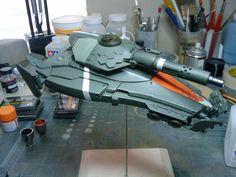 hover tank by EPSOLON1.deviantart.com on @DeviantArt