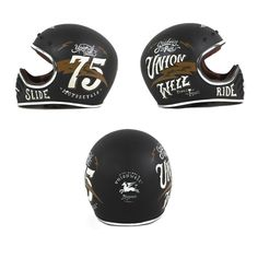 Mike Brown 75 helmet - Unionwell