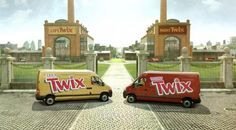 "The Twix Bar ""Ideologies"" The Battle Begins 