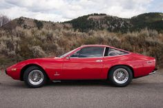 ~1972 Ferrari 365 GTC-4, Wyoming