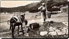 #Heybeliada Çam Limanı kuyusu - 1900ler... #istanbul #istanlook