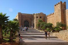 Rabat - Kasbah-ul Oudaya