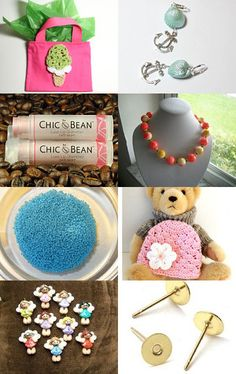 TOP 16 MUST-HAVE BNS by CHIC Bean http://etsy.me/11dVh1w via @Etsy #jewelry #supplies #diecuts #crafts #lipbalm #beauty #crochet #findings--Pinned with TreasuryPin.com
