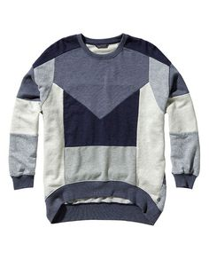 Patchwork sweater - Scotch
