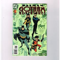 BATMAN GOTHAM ADVENTURES 1-37 Great Modern Age run from DC Comics! NM http://r.ebay.com/w0pw4c