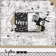 Life In Black & White Bundle by Libby Pritchett & Digital Scrapbook Ingredients http://www.sweetshoppedesigns.com/sweetshoppe/product.php?productid=33460&cat=804&page=1 Template: MOC 2016 by Sara Gleason