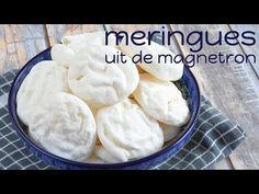 Meringue Recept, Candy Cookies, Sweet And Salty, High Tea, Easy Peasy, Food Hacks, Macarons, Dairy Free, Good Food