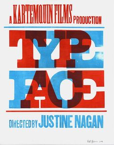 Check out our feature about inspiring documentaries about typefaces and typesetting!