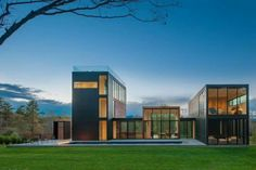 A Container Manson #IN THE BOX,  living in style #container homes