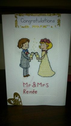 For my friend's wedding.