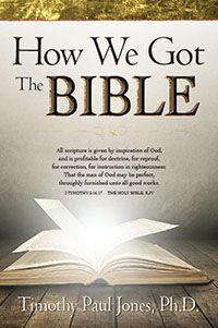 How We Got The Bible - Rose Publishing