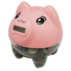 10 Unique Piggy Banks Ideas Piggy Bank Piggy Financial Literacy