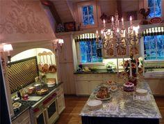 ray whitledge miniatures   ... Ray Whitledge's (of Whitledge-Burgess Miniatures) Gorgeous kitchen