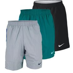The Nike Men's Practice Tennis Short was built for intense training. Lightweight, pull-on shorts feature mesh zones in key areas for optimal breathability and body temperature regulation. An elasticized waist allows a fit customized to your form while the deep ball pockets offer easy access to your gear for uninterrupted play. Iconic Swoosh trademark at left knee.Technical Benefits:#nike #tennis #tennisshorts #endlesstennis