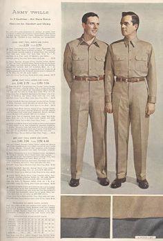 khakis | Archival Clothing