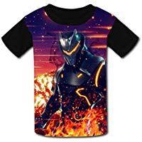 da193a399 Custom Kids Fort-Nite Epic Omega Dilly Tee Shirt T-Shirts for Children Boys