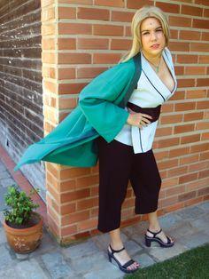 Lady Tsunade cosplay