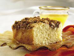 Overnight Lemon Country Coffee Cake | by Betty Crocker Recipes