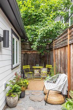 Beech Haus ADU | Dyer Studio Inc. Modern Pool House, Modern Pools, Portland, Outdoor Spaces, Outdoor Living, Outdoor Decor, Porches, Transformers, Design Studio