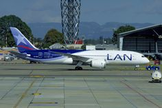 https://flic.kr/p/T4hfsw | LATAM Chile - Boeing 787-8 - ''CC-BBJ''