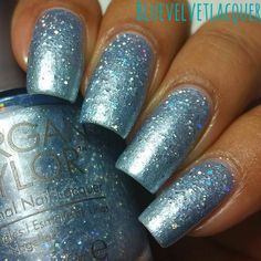 Blue Velvet Lacquer: Morgan Taylor Lacquer: The Cinderella Spring Collection - Swatches & Review