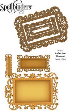 Spellbinder 5X7 ReflectiveMoment