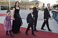 'Troonopvolger Denemarken uit zee gered'
