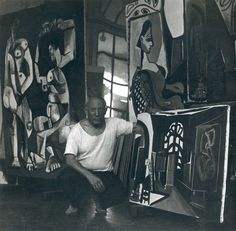 Pablo Picasso, Lee Miller