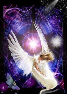 ✯ Celestial angel .. By *Ricky4*✯