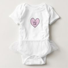 #cute #baby #bodysuits - #SASSY CLUB shirts accessories gifts Baby Bodysuit