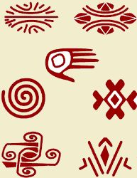 Catalhoyuk Activity Page: Neolithic stamp shape templates Ancient Near East, Shape Templates, Iron Age, Stone Carving, Ancient Civilizations, Archaeology, Symbols, Shapes, Activities