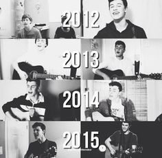 """""""Does it ever drive you crazy, just how fast the night changes?"""" #HappyBirthdayShawn"""