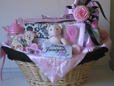 Baby Gift Basket (back)