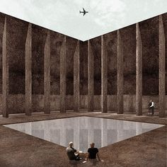 PEDRO DUARTE BENTO_KOFUN | MEMORIAL PARK FOR MH17 VICTIMS, AMSTERDAM, THE NETHERLANDS, INTERNATIONAL COMPETITION, 2015 | HONOURABLE MENTION