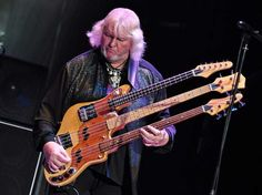 Chris Squire and Yes Release Live From Seventy Two on May Chris Squire, Ronnie Van Zant, Rockn Roll, Bass, Guitar, Music, God, Live, Musica