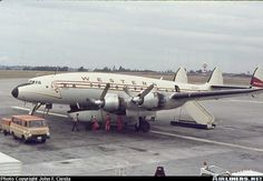 Lockheed L-749 Constellation aircraft picture