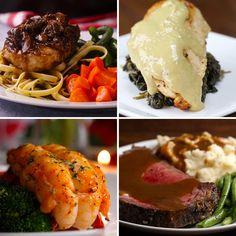 6 Easy Gourmet Date Nights by Tasty