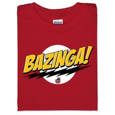 Bazinga! | ThinkGeek
