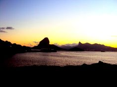 Rio de Janeiro visto de Niterói! =)