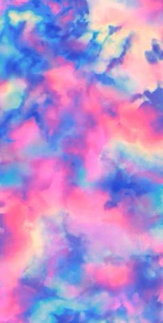 VICTORIA'S SECRET PINK NATION TIE DYE MARBLE PASTEL WALLPAPER IPHONE BACKGROUND